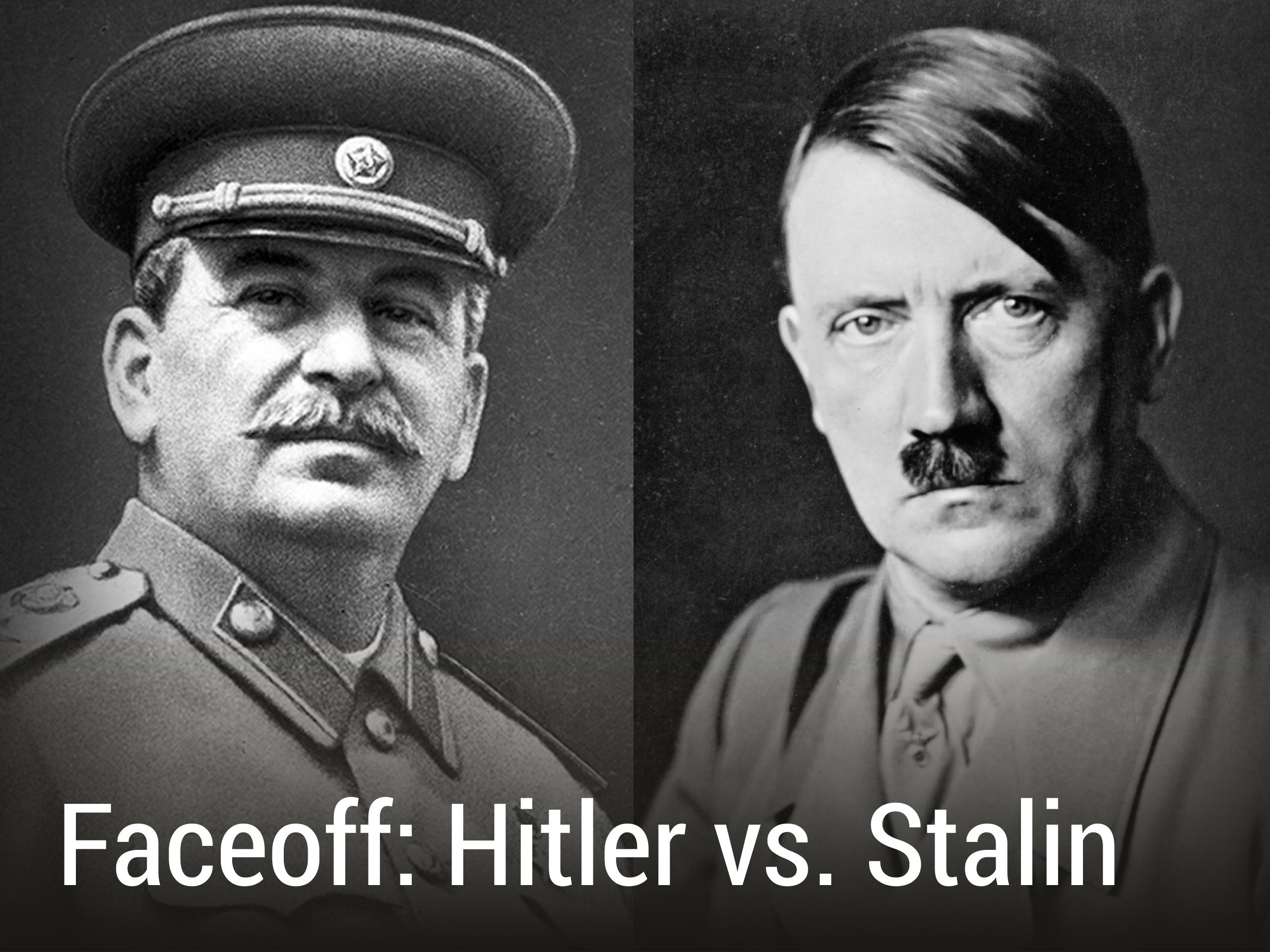 a comparison of communist rulers in adolf hitler and joseph stalin What kind of ruler was stalin adolf hitler francisco franco joseph stalin benito mussolini joseph stalin (bolshevik party.