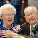 Couple of the Month: Harvey and Irma, Married 75 Years, Marvel at the Storms Bearing Their Names