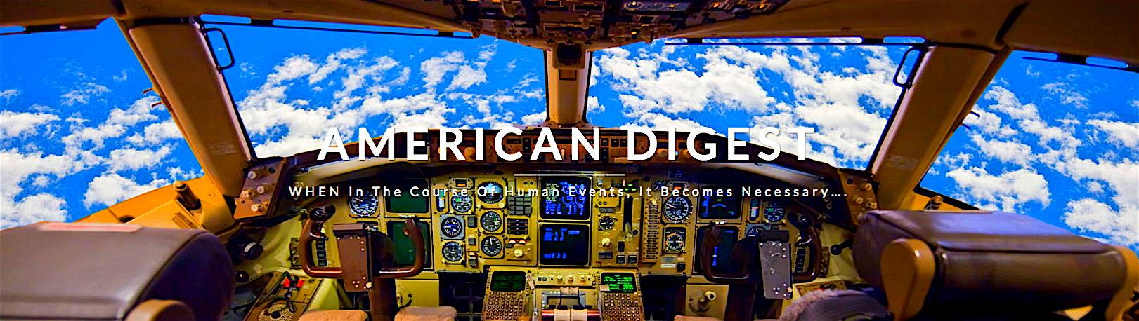 American Digest header image