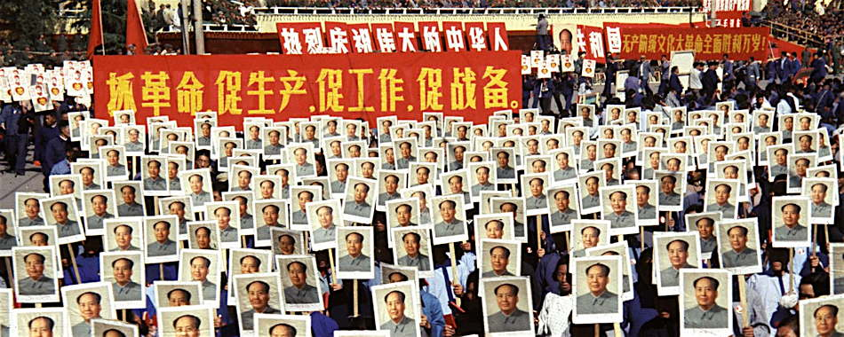 Chinnese marching upskirt