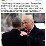 Meme Magazine 2: The Obama Legacy is Trump