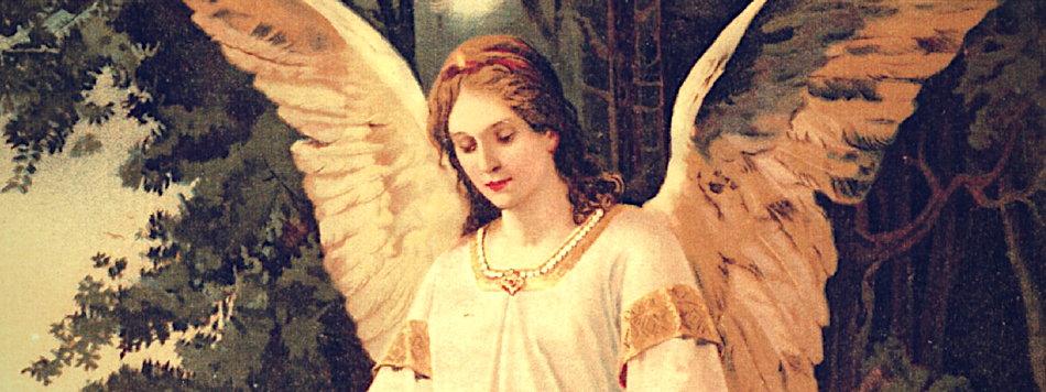Sunday Sermonette: Necessary Angels by David Warren