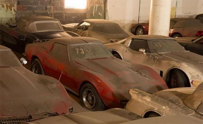 True But Forbidden 33: Oh Thirty-Six Corvettes Led the Big