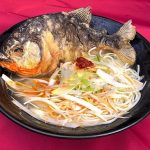 The Japanese: Nuked too much or... Piranha Ramen?