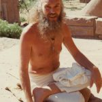 Ram Dass: Another Ghost from My Youth <s> Goin' Down Slow </s> Gone