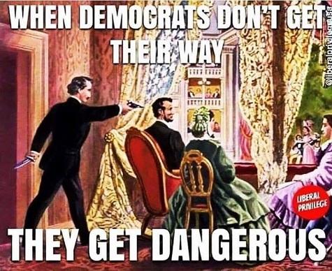 democrats – dangerous
