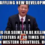 It's probably nothing #2: CORONAVIRUS - Chinese doors are being welded shut for quarantine
