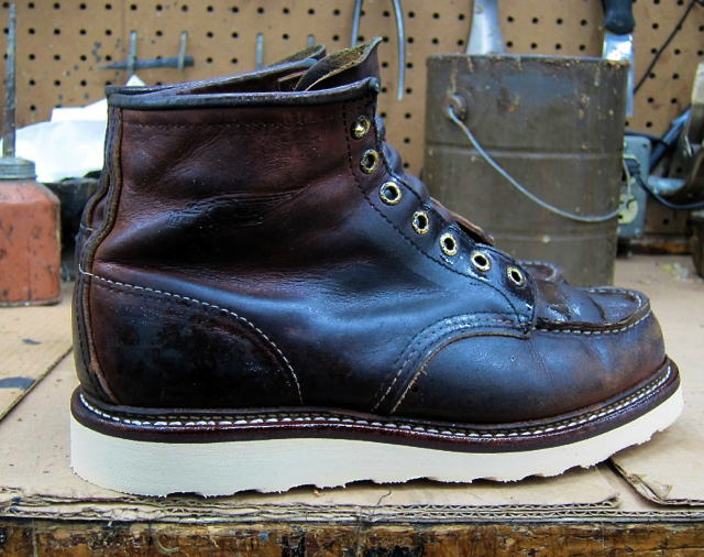 Favorite Shoes: Better Than New | Re-crafting the Red Wing 875 ...