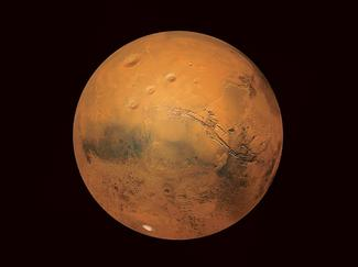 Mars: Up Close and Personal @ AMERICAN DIGEST