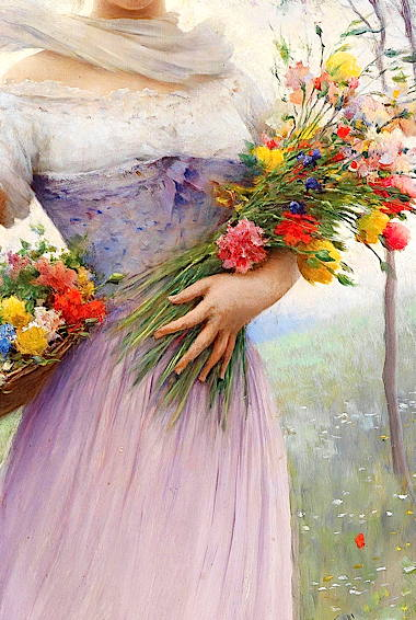 a___girl_in_a_lilac-coloured_dress_with_bouquet_of_flowers.jpg