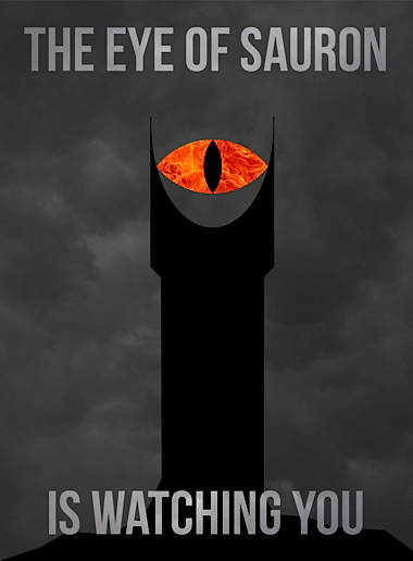 Pics For > I See You Sauron