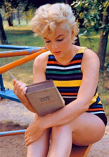 marilyn-reads-joyce-e1352357312199.jpg
