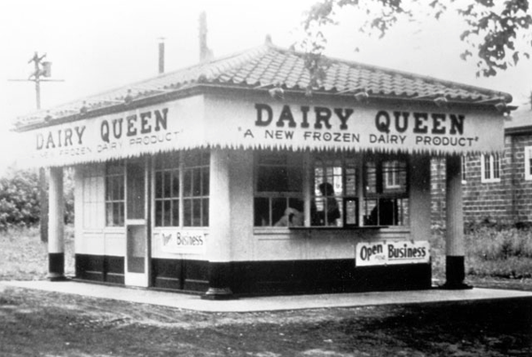 Dairy Queen Princess