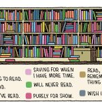 Dewey and the Decimals Delenda Est!: I've decided to rearrange my library according to this color code