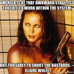 Signs of Civil War II (1997)