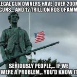 """It fascinates me when people say, """"Why won't gun owners compromise?"""" by r3druger"""