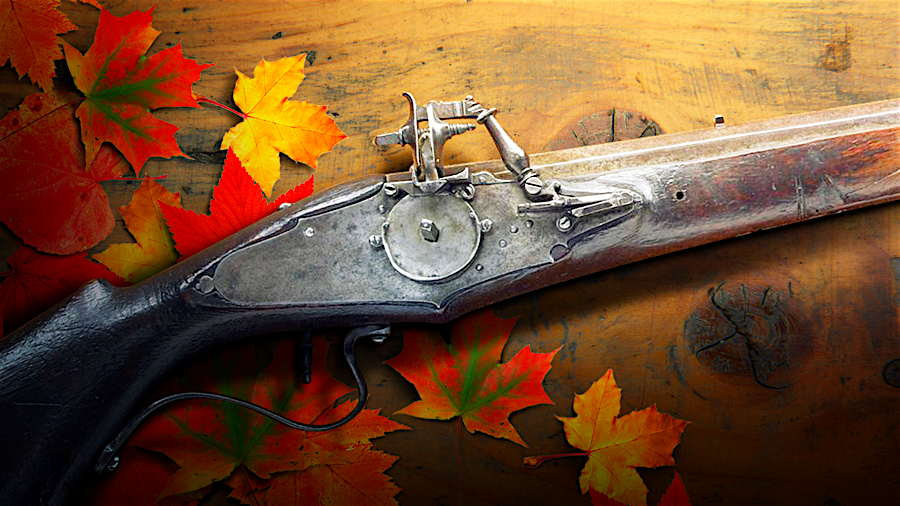 Thanksgiving's First Rifle: The Mayflower Wheel-lock Carbine