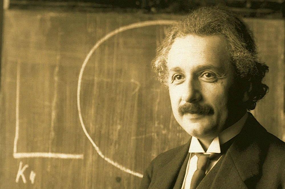 Pure Science | A Festschrift for Einstein