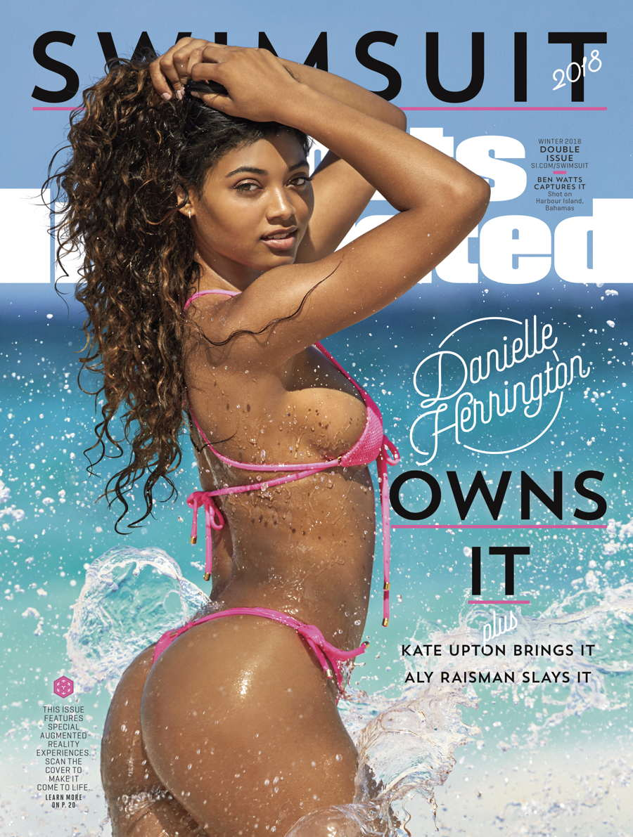 Sports Illustrated's Converged Swimsuit Issue 2018: Monopediamania, Bikini Overflow, and #MeToo Gone Bananas