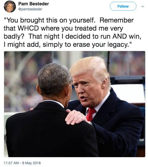 Meme Magazine 2: The Obama Legacy is Trump