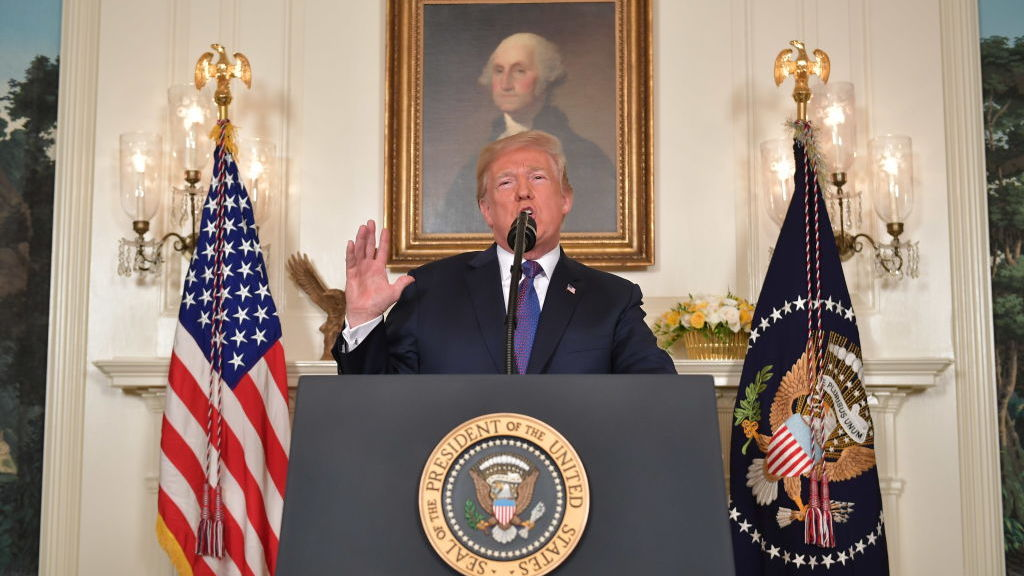 Post of the Day: President Trump's September Surprise