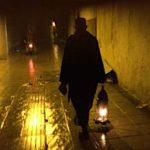 The Man Who Carried a Dark Lantern