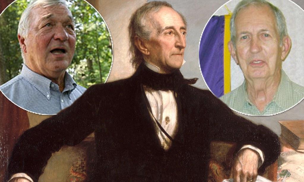 The Past Isn't Even Past: President John Tyler, Born in 1790, Still Has 2 Living Grandsons