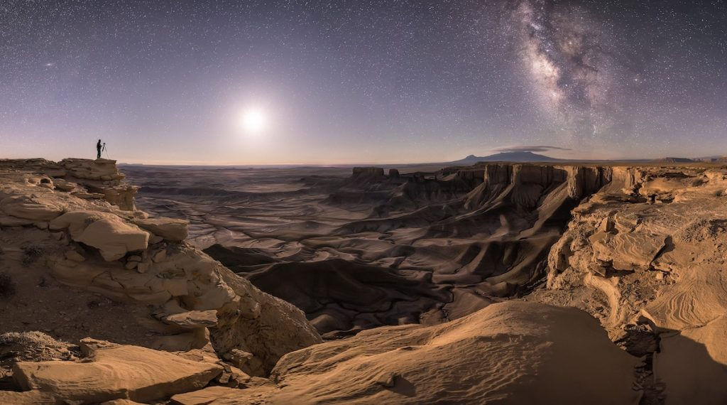 On Earth As It Is In Heaven: 2018 Astronomy Photographer of the Year Selections