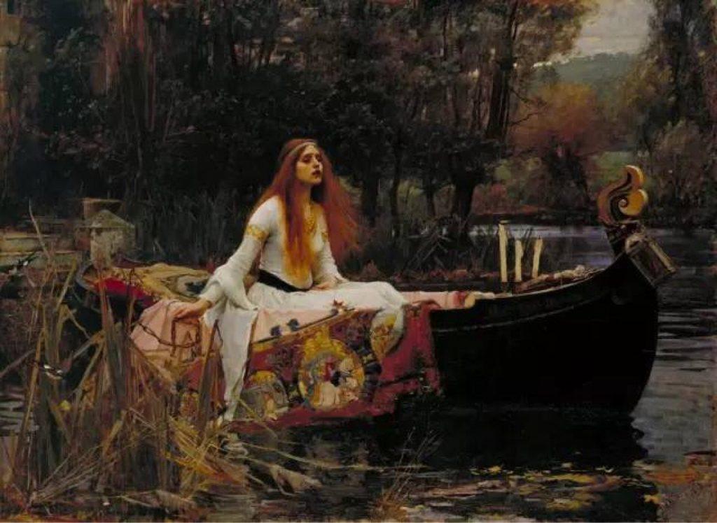 Something Wonderful: The Lady of Shalott - Loreena McKennitt