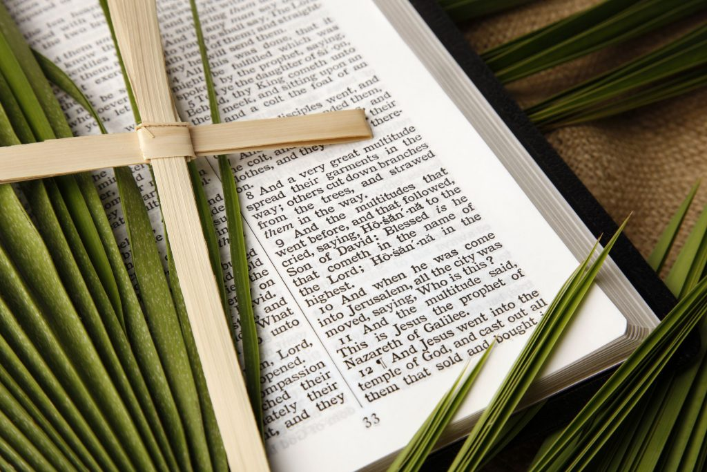 The Secular vs the Sacred: Archbishop Chaput's Meditation for Palm Sunday