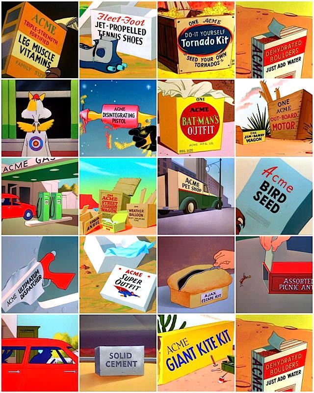 True But Forbidden 31 : Acme Products and the Best Grilled Cheese Sandwich