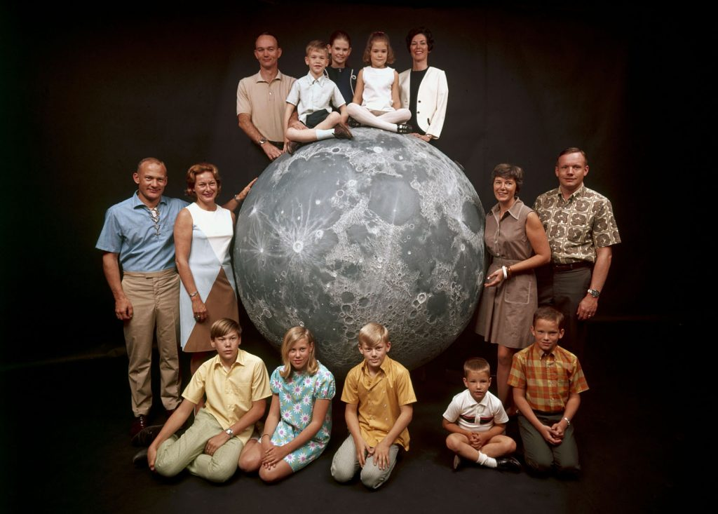 The Apollo Mission: A Family Affair