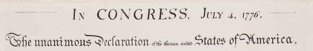 The Declaration of Independence in American by H. L. Mencken 1921