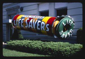 Lifesaver factory, Port Chester, New York