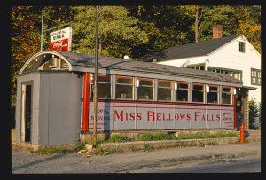 Miss Bellows Falls Diner
