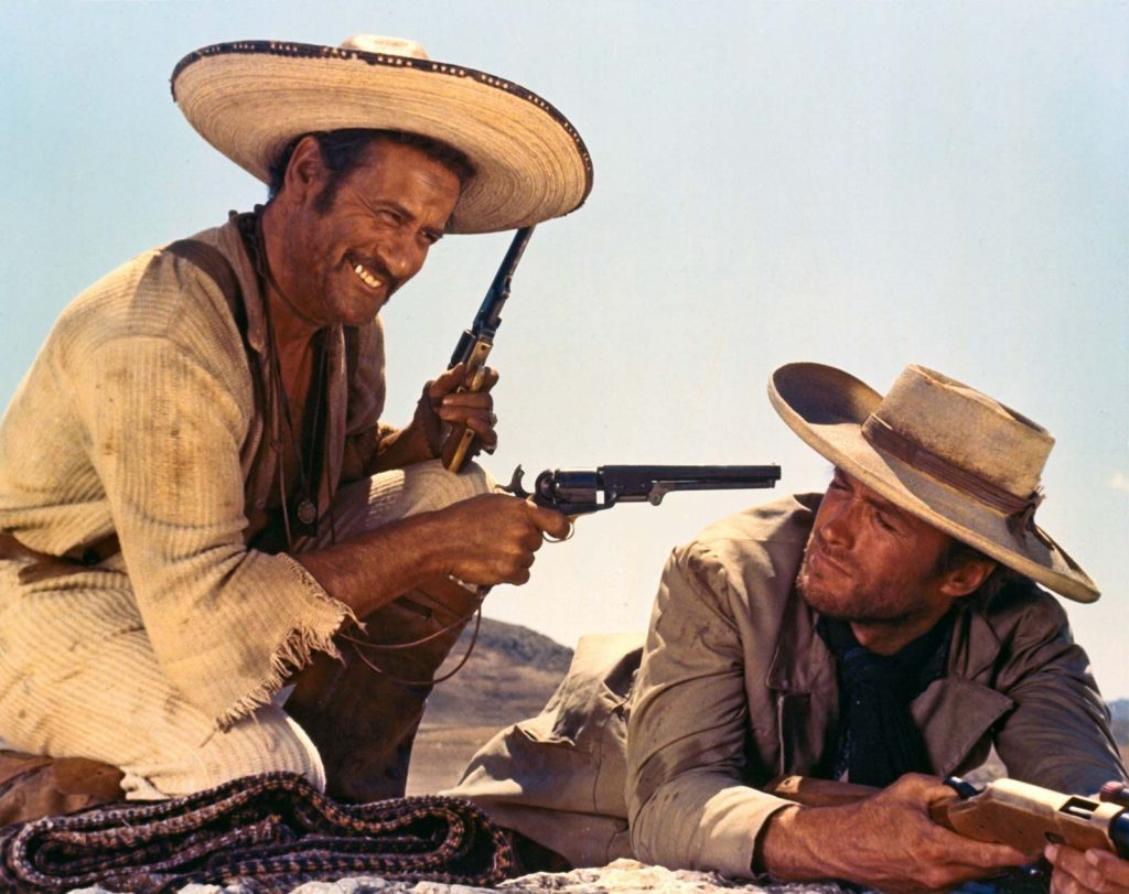 Mexican Standoff Solved