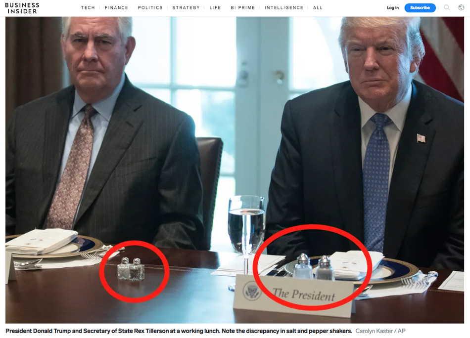 What size are Donald Trump's? Bigger.