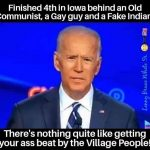 The Dead Biden Sketch  (Apologies to Monty Python)