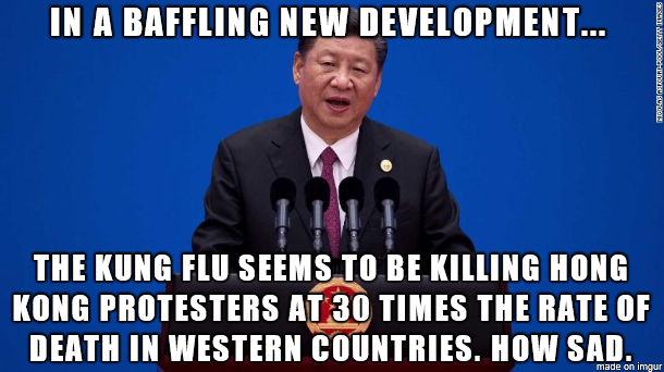 It's probably nothing #2: CORONAVIRUS - Chinese doors are being welded shut for quarantine