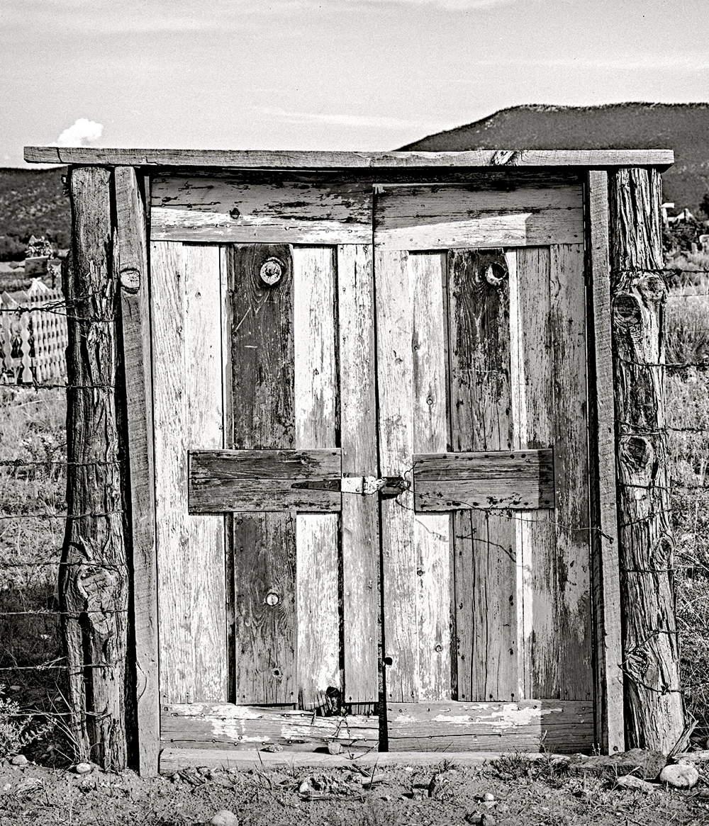 """Death's Door -- or <em>""""If the grave is rockin' don't come knockin'.""""</em>"""