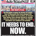 RANT0MATIC: END NYC LOCKDOWN NOW!