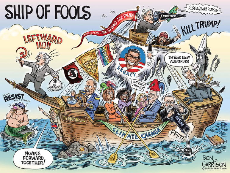 Ship of Fools by Ted Kaczynski **