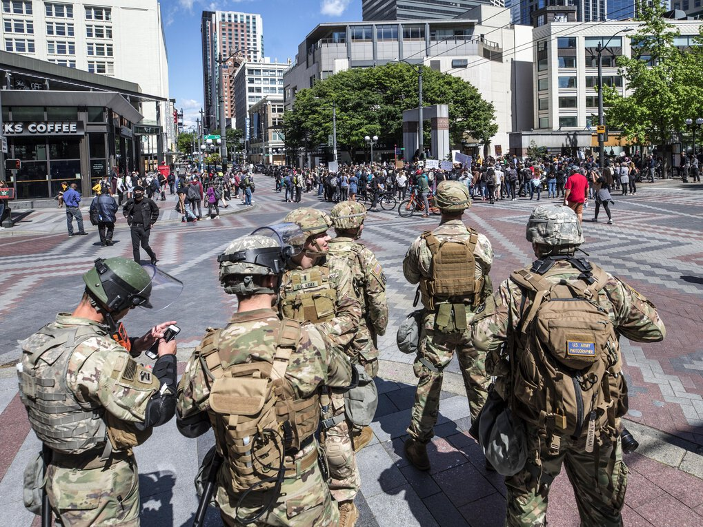 Long Read of the Day: Eye-Witness Account: What's REALLY Happening During the Seattle Riots