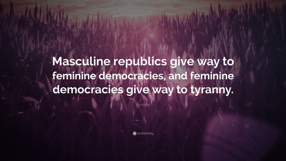 The Emphasis-Added Aristotle on Tyranny