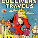 Cleaning My Gun While Reading Gulliver's Travels