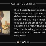 Thought for the Daze: Casey on War and War Prep
