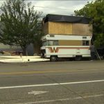 Noted In Passing: The Double-Decker Homeless Squat of Seattle